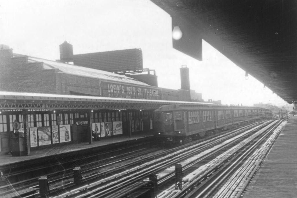 (239k, 1044x704)<br><b>Country:</b> United States<br><b>City:</b> New York<br><b>System:</b> New York City Transit<br><b>Line:</b> IRT Woodlawn Line<br><b>Location:</b> 167th Street <br><b>Car:</b> Low-V  <br><b>Collection of:</b> David Pirmann<br><b>Viewed (this week/total):</b> 0 / 3187