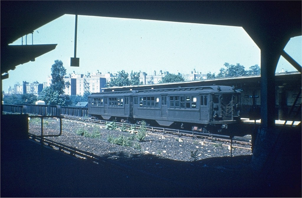 (182k, 1024x673)<br><b>Country:</b> United States<br><b>City:</b> New York<br><b>System:</b> New York City Transit<br><b>Line:</b> IRT Dyre Ave. Line<br><b>Location:</b> Morris Park <br><b>Car:</b> Hi-V 3764 <br><b>Photo by:</b> Karl Groh<br><b>Collection of:</b> Joe Testagrose<br><b>Viewed (this week/total):</b> 1 / 6271