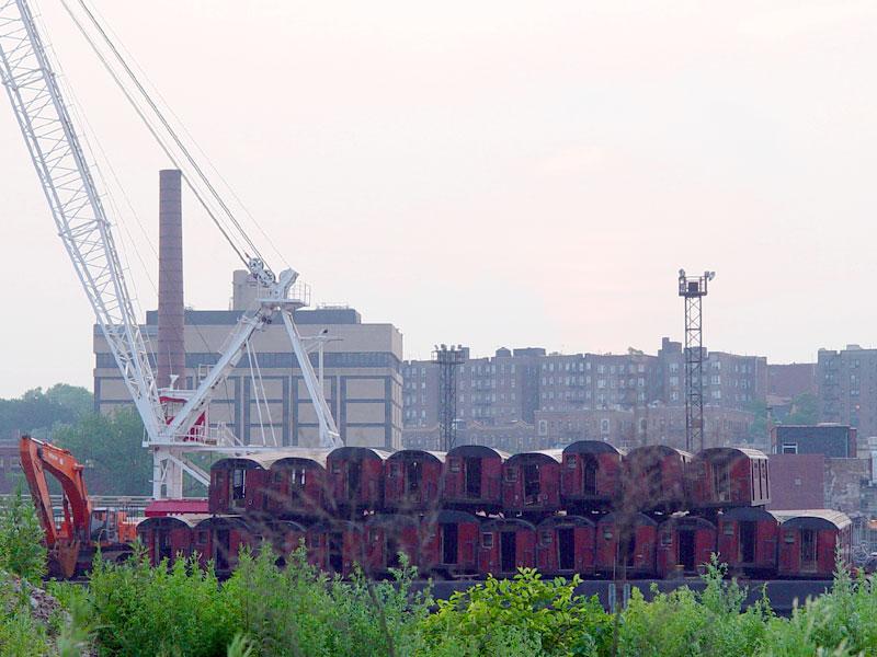 (104k, 800x600)<br><b>Country:</b> United States<br><b>City:</b> New York<br><b>System:</b> New York City Transit<br><b>Location:</b> 207th Street Yard<br><b>Photo by:</b> Howard Finkel<br><b>Date:</b> 6/2003<br><b>Viewed (this week/total):</b> 0 / 3275