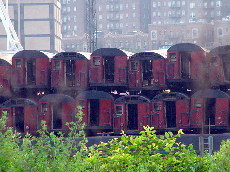 (148k, 800x600)<br><b>Country:</b> United States<br><b>City:</b> New York<br><b>System:</b> New York City Transit<br><b>Location:</b> 207th Street Yard<br><b>Photo by:</b> Howard Finkel<br><b>Date:</b> 6/2003<br><b>Viewed (this week/total):</b> 1 / 4291