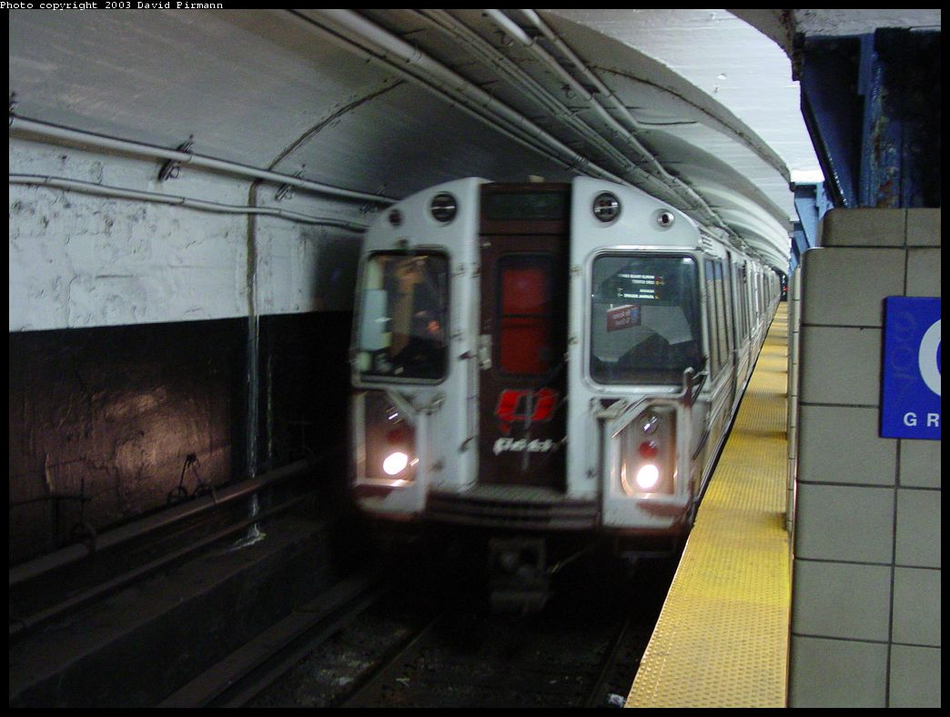 (121k, 1044x788)<br><b>Country:</b> United States<br><b>City:</b> Jersey City, NJ<br><b>System:</b> PATH<br><b>Location:</b> Grove Street <br><b>Car:</b> PATH PA  <br><b>Photo by:</b> David Pirmann<br><b>Date:</b> 11/23/2003<br><b>Viewed (this week/total):</b> 1 / 6338