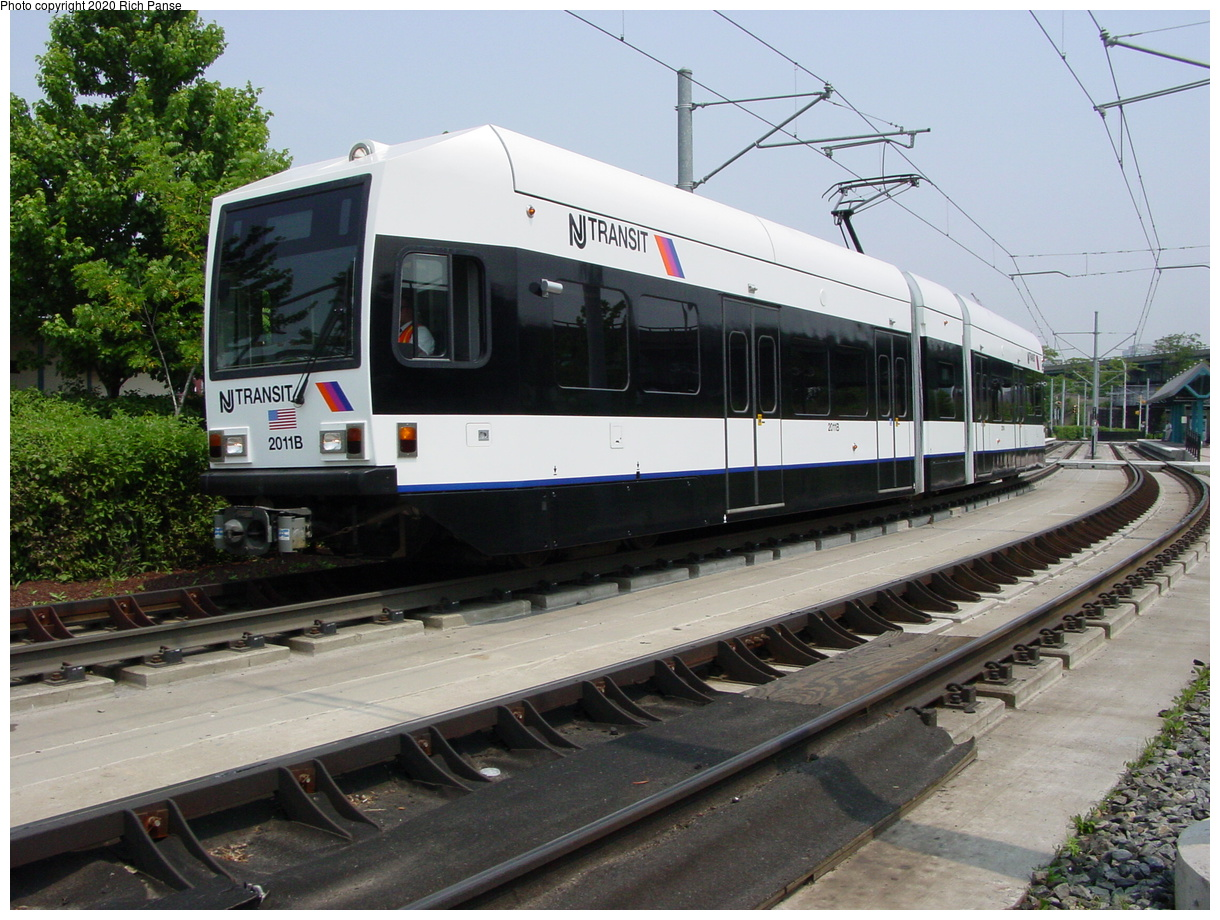 (87k, 820x620)<br><b>Country:</b> United States<br><b>City:</b> Jersey City, NJ<br><b>System:</b> Hudson Bergen Light Rail<br><b>Location:</b> Liberty State Park <br><b>Car:</b> NJT-HBLR LRV (Kinki-Sharyo, 1998-99)  2011 <br><b>Photo by:</b> Richard Panse<br><b>Date:</b> 6/5/2002<br><b>Viewed (this week/total):</b> 0 / 2965