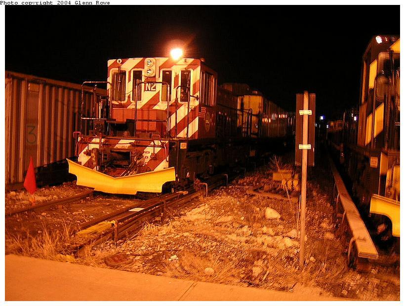 (135k, 820x620)<br><b>Country:</b> United States<br><b>City:</b> New York<br><b>System:</b> New York City Transit<br><b>Location:</b> 207th Street Yard<br><b>Car:</b> R-47 (SBK) Locomotive  N2 <br><b>Photo by:</b> Glenn L. Rowe<br><b>Date:</b> 11/10/2003<br><b>Viewed (this week/total):</b> 0 / 2206