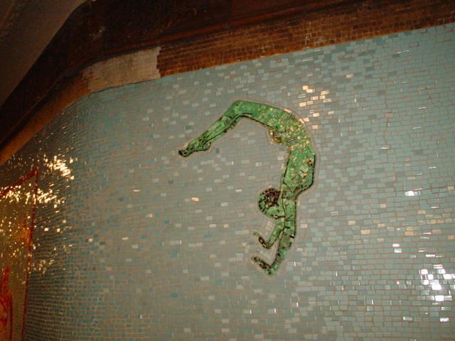 (139k, 640x480)<br><b>Country:</b> United States<br><b>City:</b> New York<br><b>System:</b> New York City Transit<br><b>Line:</b> IRT West Side Line<br><b>Location:</b> 66th Street/Lincoln Center<br><b>Photo by:</b> Kris Naudus<br><b>Date:</b> 1/25/2004<br><b>Artwork:</b> <i>Artemis, Acrobats, Divas and Dancers</i>, Nancy Spero, 2004<br><b>Notes:</b> Art installation, northbound platform.<br><b>Viewed (this week/total):</b> 3 / 3670
