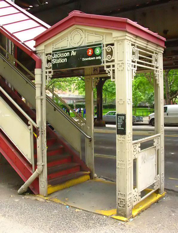 (182k, 595x777)<br><b>Country:</b> United States<br><b>City:</b> New York<br><b>System:</b> New York City Transit<br><b>Line:</b> IRT White Plains Road Line<br><b>Location:</b> Jackson Avenue <br><b>Photo by:</b> IRTSubwaypix<br><b>Date:</b> 6/9/2003<br><b>Viewed (this week/total):</b> 5 / 4051