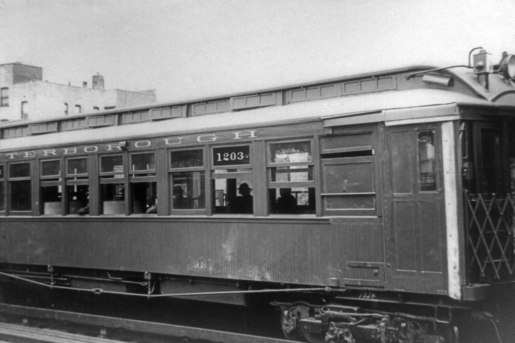 (203k, 1024x683)<br><b>Country:</b> United States<br><b>City:</b> New York<br><b>System:</b> New York City Transit<br><b>Car:</b> MUDC 1203 <br><b>Collection of:</b> David Pirmann<br><b>Viewed (this week/total):</b> 7 / 2285
