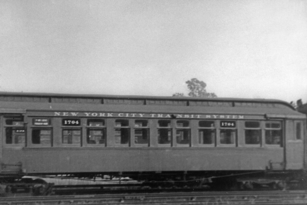 (229k, 1044x699)<br><b>Country:</b> United States<br><b>City:</b> New York<br><b>System:</b> New York City Transit<br><b>Car:</b> MUDC 1764 <br><b>Collection of:</b> David Pirmann<br><b>Viewed (this week/total):</b> 3 / 1994