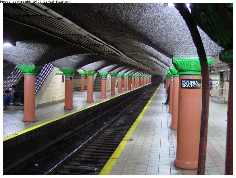 (100k, 820x620)<br><b>Country:</b> United States<br><b>City:</b> Jersey City, NJ<br><b>System:</b> PATH<br><b>Location:</b> Pavonia/Newport <br><b>Photo by:</b> David Pirmann<br><b>Date:</b> 2/13/2004<br><b>Viewed (this week/total):</b> 4 / 5223
