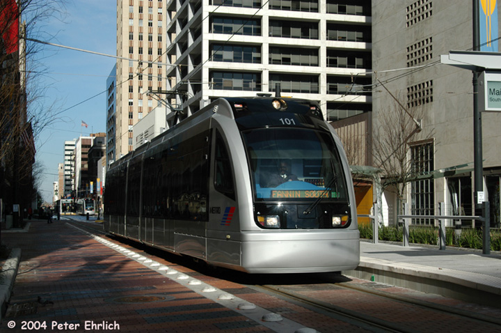 (161k, 720x478)<br><b>Country:</b> United States<br><b>City:</b> Houston, TX<br><b>System:</b> Houston METRORail<br><b>Location:</b> Main Street Square <br><b>Car:</b> Siemens Avanto 101 <br><b>Photo by:</b> Peter Ehrlich<br><b>Date:</b> 2/6/2004<br><b>Viewed (this week/total):</b> 0 / 3734