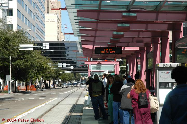 (171k, 720x478)<br><b>Country:</b> United States<br><b>City:</b> Houston, TX<br><b>System:</b> Houston METRORail<br><b>Location:</b> Dryden-TMC <br><b>Car:</b> Siemens Avanto 109 <br><b>Photo by:</b> Peter Ehrlich<br><b>Date:</b> 2/6/2004<br><b>Viewed (this week/total):</b> 0 / 3810