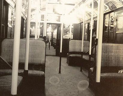 (54k, 411x321)<br><b>Country:</b> United States<br><b>City:</b> New York<br><b>System:</b> New York City Transit<br><b>Car:</b> R-1/R-9 Series  Interior <br><b>Photo by:</b> Cameron A. Reed, Engineer of Line Equipment<br><b>Date:</b> 12/28/1936<br><b>Viewed (this week/total):</b> 0 / 2543
