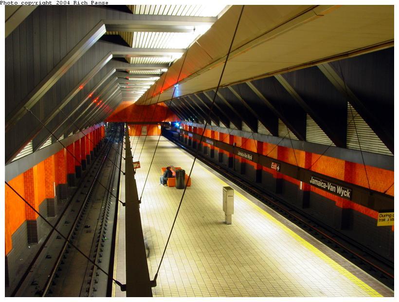 (91k, 820x620)<br><b>Country:</b> United States<br><b>City:</b> New York<br><b>System:</b> New York City Transit<br><b>Line:</b> IND Queens Boulevard Line<br><b>Location:</b> Jamaica/Van Wyck <br><b>Photo by:</b> Richard Panse<br><b>Date:</b> 2/10/2004<br><b>Viewed (this week/total):</b> 0 / 10134