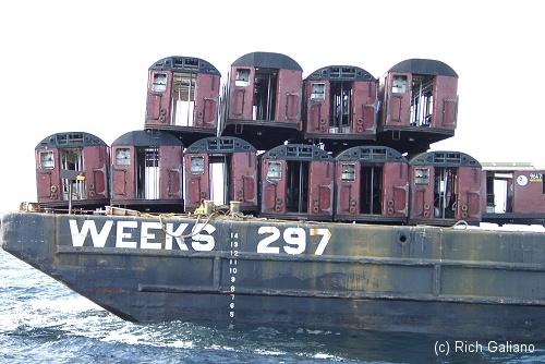 (80k, 500x334)<br><b>Country:</b> United States<br><b>City:</b> New York<br><b>System:</b> New York City Transit<br><b>Location:</b> Off New Jersey at Shark River Reef<br><b>Photo by:</b> Rich Galiano<br><b>Collection of:</b> <a href=http://www.njscuba.net>www.njscuba.net</a><br><b>Date:</b> 10/14/2003<br><b>Viewed (this week/total):</b> 0 / 7808