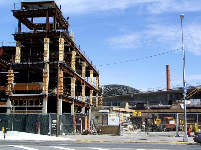 (150k, 640x480)<br><b>Country:</b> United States<br><b>City:</b> New York<br><b>System:</b> New York City Transit<br><b>Location:</b> Coney Island/Stillwell Avenue<br><b>Photo by:</b> Irwin Markowitz<br><b>Date:</b> 4/25/2004<br><b>Viewed (this week/total):</b> 0 / 2495
