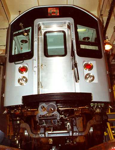 (28k, 385x501)<br><b>Country:</b> United States<br><b>City:</b> New York<br><b>System:</b> New York City Transit<br><b>Location:</b> 239th Street Shop<br><b>Car:</b> R-110A (Kawasaki, 1992) 8010 <br><b>Photo by:</b> Trevor Logan<br><b>Date:</b> 1997<br><b>Viewed (this week/total):</b> 2 / 8153
