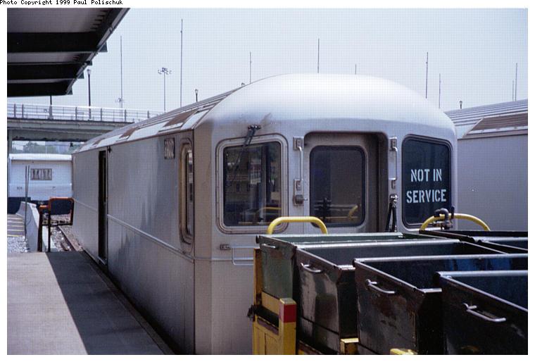 (62k, 760x514)<br><b>Country:</b> United States<br><b>City:</b> New York<br><b>System:</b> New York City Transit<br><b>Location:</b> Corona Yard<br><b>Car:</b> R-127/R-134 (Kawasaki, 1991-1996) EP012 <br><b>Photo by:</b> Paul Polischuk<br><b>Date:</b> 6/25/1999<br><b>Viewed (this week/total):</b> 0 / 3262