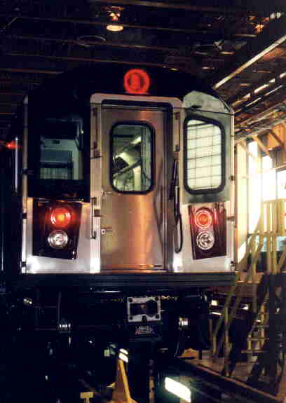 (17k, 408x575)<br><b>Country:</b> United States<br><b>City:</b> New York<br><b>System:</b> New York City Transit<br><b>Location:</b> East 180th Street Shop<br><b>Car:</b> R-142 (Primary Order, Bombardier, 1999-2002)  6306 <br><b>Photo by:</b> Steve Kreisler<br><b>Viewed (this week/total):</b> 0 / 4382