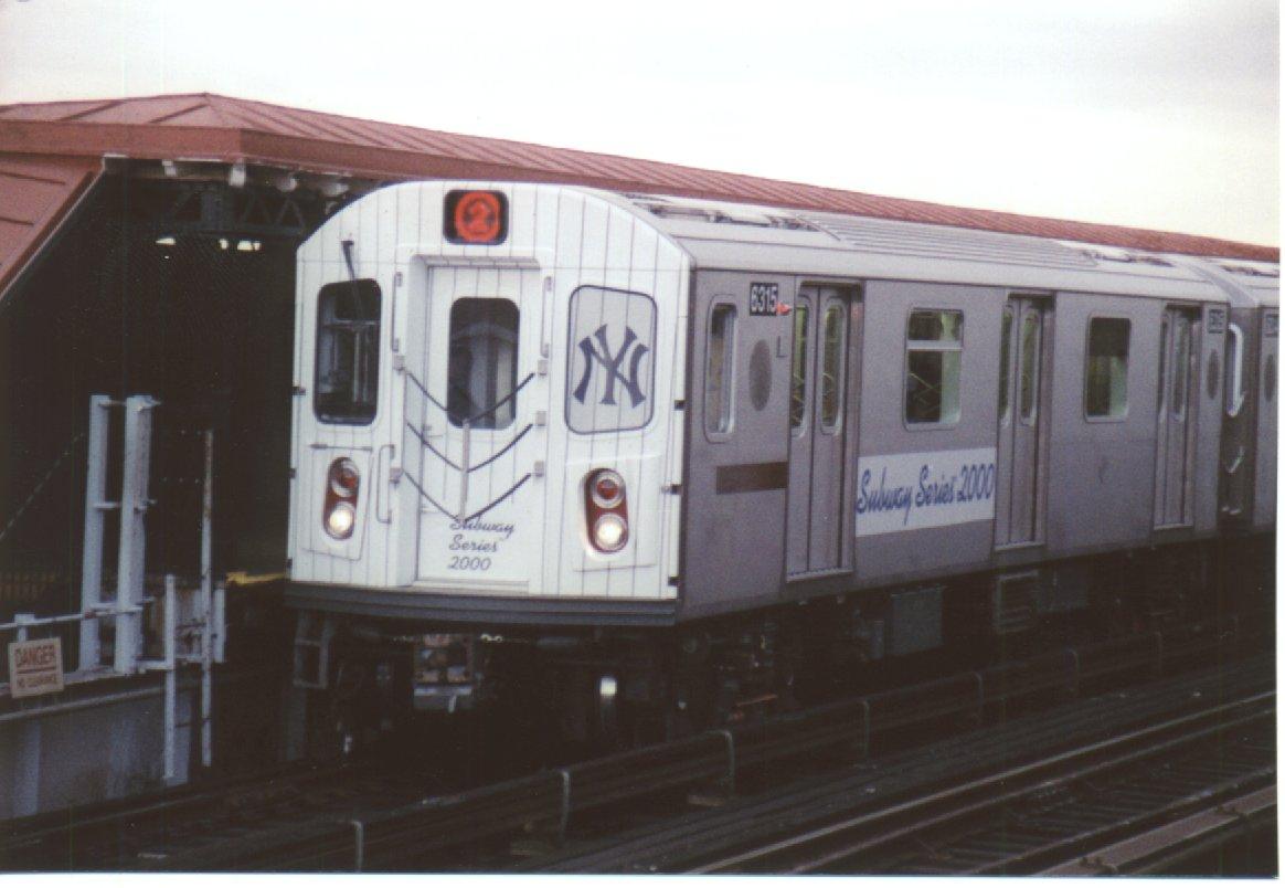 (107k, 1164x804)<br><b>Country:</b> United States<br><b>City:</b> New York<br><b>System:</b> New York City Transit<br><b>Line:</b> IRT White Plains Road Line<br><b>Location:</b> West Farms Sq./East Tremont Ave./177th St. <br><b>Route:</b> 2<br><b>Car:</b> R-142 (Primary Order, Bombardier, 1999-2002)  6315 <br><b>Photo by:</b> Khalis Ward<br><b>Date:</b> 2000<br><b>Viewed (this week/total):</b> 4 / 6593