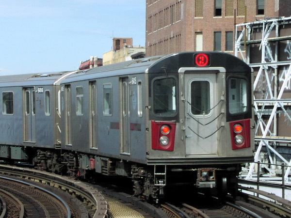 (78k, 600x450)<br><b>Country:</b> United States<br><b>City:</b> New York<br><b>System:</b> New York City Transit<br><b>Line:</b> IRT White Plains Road Line<br><b>Location:</b> Simpson Street <br><b>Route:</b> 2<br><b>Car:</b> R-142 (Primary Order, Bombardier, 1999-2002)  6415 <br><b>Photo by:</b> Trevor Logan<br><b>Date:</b> 7/2001<br><b>Viewed (this week/total):</b> 5 / 5665