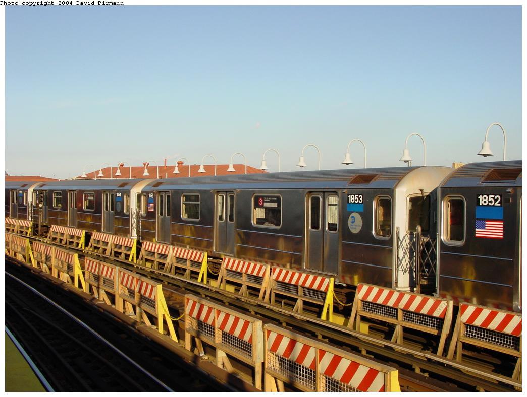 (119k, 1044x788)<br><b>Country:</b> United States<br><b>City:</b> New York<br><b>System:</b> New York City Transit<br><b>Line:</b> IRT White Plains Road Line<br><b>Location:</b> West Farms Sq./East Tremont Ave./177th St. <br><b>Route:</b> 5<br><b>Car:</b> R-142 (Primary Order, Bombardier, 1999-2002)  6461 <br><b>Photo by:</b> David Pirmann<br><b>Date:</b> 8/21/2002<br><b>Viewed (this week/total):</b> 3 / 5866