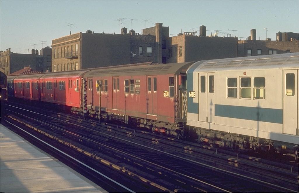 (176k, 1024x661)<br><b>Country:</b> United States<br><b>City:</b> New York<br><b>System:</b> New York City Transit<br><b>Line:</b> IRT West Side Line<br><b>Location:</b> 238th Street <br><b>Route:</b> 1<br><b>Car:</b> R-17 (St. Louis, 1955-56) 6708 <br><b>Photo by:</b> Joe Testagrose<br><b>Date:</b> 5/30/1970<br><b>Viewed (this week/total):</b> 6 / 2589
