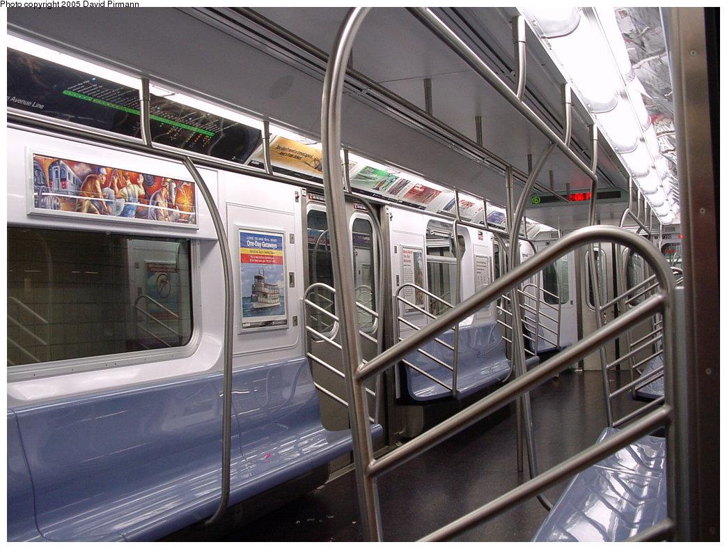 (194k, 1044x788)<br><b>Country:</b> United States<br><b>City:</b> New York<br><b>System:</b> New York City Transit<br><b>Route:</b> 6<br><b>Car:</b> R-142A (Primary Order, Kawasaki, 1999-2002)  7350 <br><b>Photo by:</b> David Pirmann<br><b>Date:</b> 7/4/2001<br><b>Viewed (this week/total):</b> 8 / 16807