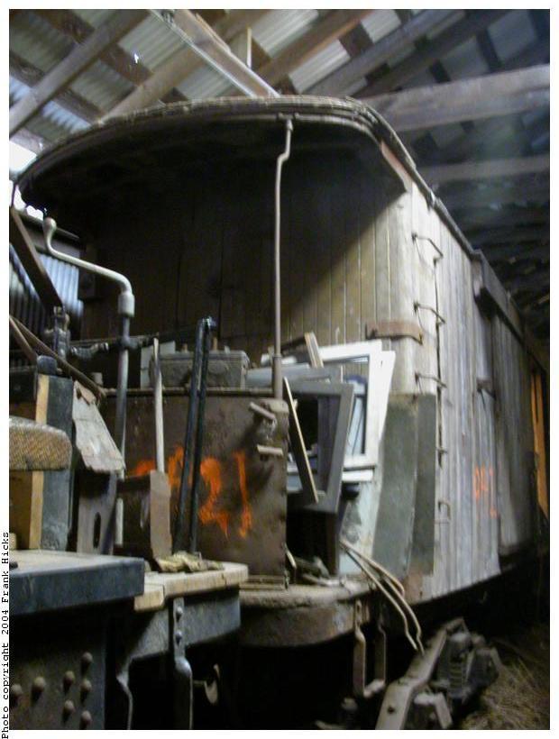 (99k, 620x820)<br><b>Country:</b> United States<br><b>City:</b> East Haven/Branford, Ct.<br><b>System:</b> Shore Line Trolley Museum <br><b>Car:</b> SBK Box Cab 9421 <br><b>Photo by:</b> Frank Hicks<br><b>Date:</b> 5/17/2004<br><b>Viewed (this week/total):</b> 0 / 2179