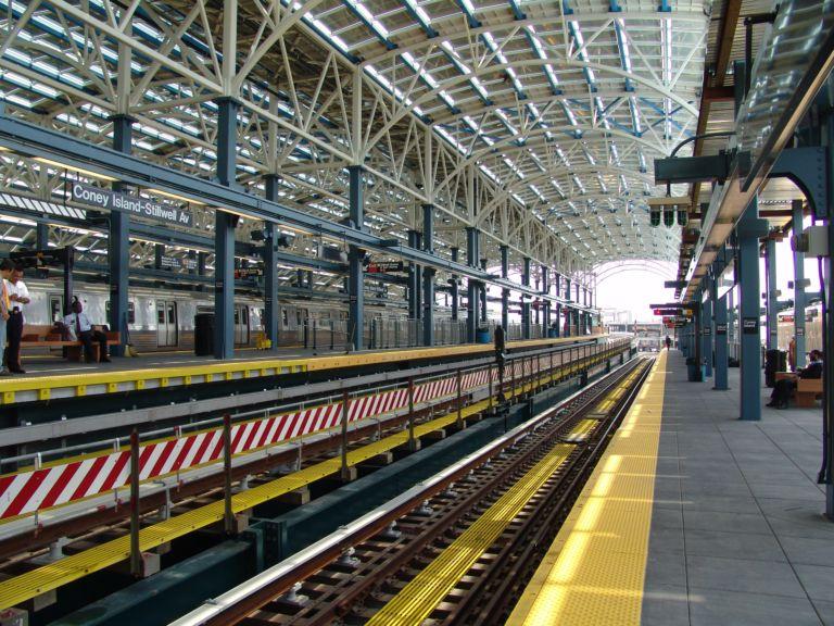 (125k, 768x576)<br><b>Country:</b> United States<br><b>City:</b> New York<br><b>System:</b> New York City Transit<br><b>Location:</b> Coney Island/Stillwell Avenue<br><b>Photo by:</b> Richard Panse<br><b>Date:</b> 5/23/2004<br><b>Viewed (this week/total):</b> 0 / 2322