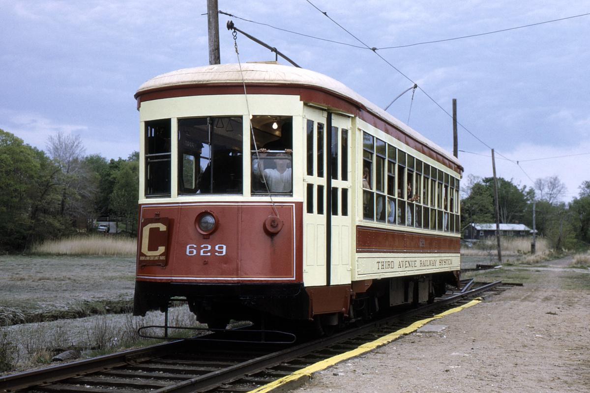 (385k, 1024x683)<br><b>Country:</b> United States<br><b>City:</b> East Haven/Branford, Ct.<br><b>System:</b> Shore Line Trolley Museum <br><b>Car:</b> TARS 629 <br><b>Collection of:</b> David Pirmann<br><b>Viewed (this week/total):</b> 0 / 1218