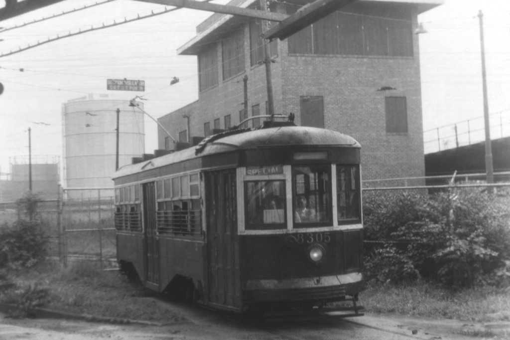 (168k, 1024x678)<br><b>Country:</b> United States<br><b>City:</b> New York<br><b>System:</b> New York City Transit<br><b>Location:</b> Coney Island Yard<br><b>Car:</b> B&QT/BMT 8305 <br><b>Collection of:</b> Joe Testagrose<br><b>Viewed (this week/total):</b> 0 / 3804