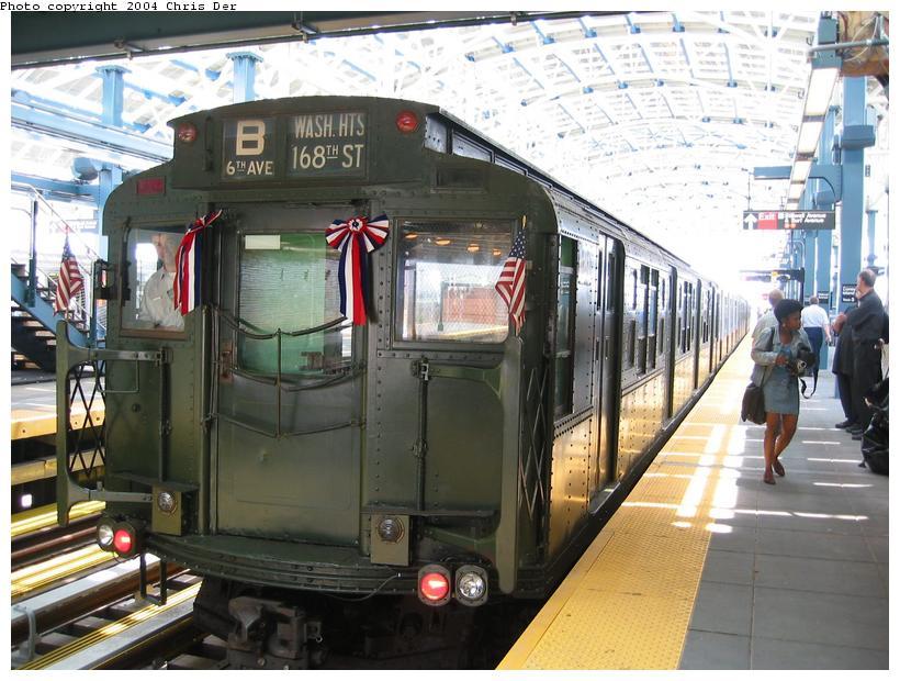 (93k, 820x620)<br><b>Country:</b> United States<br><b>City:</b> New York<br><b>System:</b> New York City Transit<br><b>Location:</b> Coney Island/Stillwell Avenue<br><b>Route:</b> Fan Trip<br><b>Car:</b> R-4 (American Car & Foundry, 1932-1933) 484 <br><b>Photo by:</b> Chris Der<br><b>Date:</b> 5/23/2004<br><b>Viewed (this week/total):</b> 1 / 3201