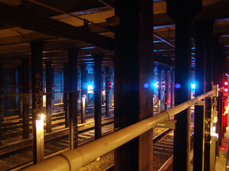 (62k, 768x576)<br><b>Country:</b> United States<br><b>City:</b> New York<br><b>System:</b> New York City Transit<br><b>Line:</b> IND 8th Avenue Line<br><b>Location:</b> 174th St. Yard<br><b>Photo by:</b> Richard Panse<br><b>Date:</b> 5/22/2004<br><b>Viewed (this week/total):</b> 0 / 5054