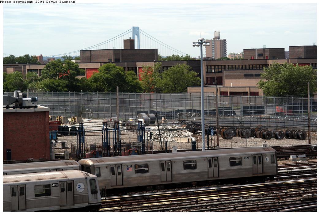 (184k, 1044x701)<br><b>Country:</b> United States<br><b>City:</b> New York<br><b>System:</b> New York City Transit<br><b>Location:</b> Coney Island Yard<br><b>Car:</b> R-68 (Westinghouse-Amrail, 1986-1988)  2782 <br><b>Photo by:</b> David Pirmann<br><b>Date:</b> 6/13/2004<br><b>Viewed (this week/total):</b> 1 / 3332