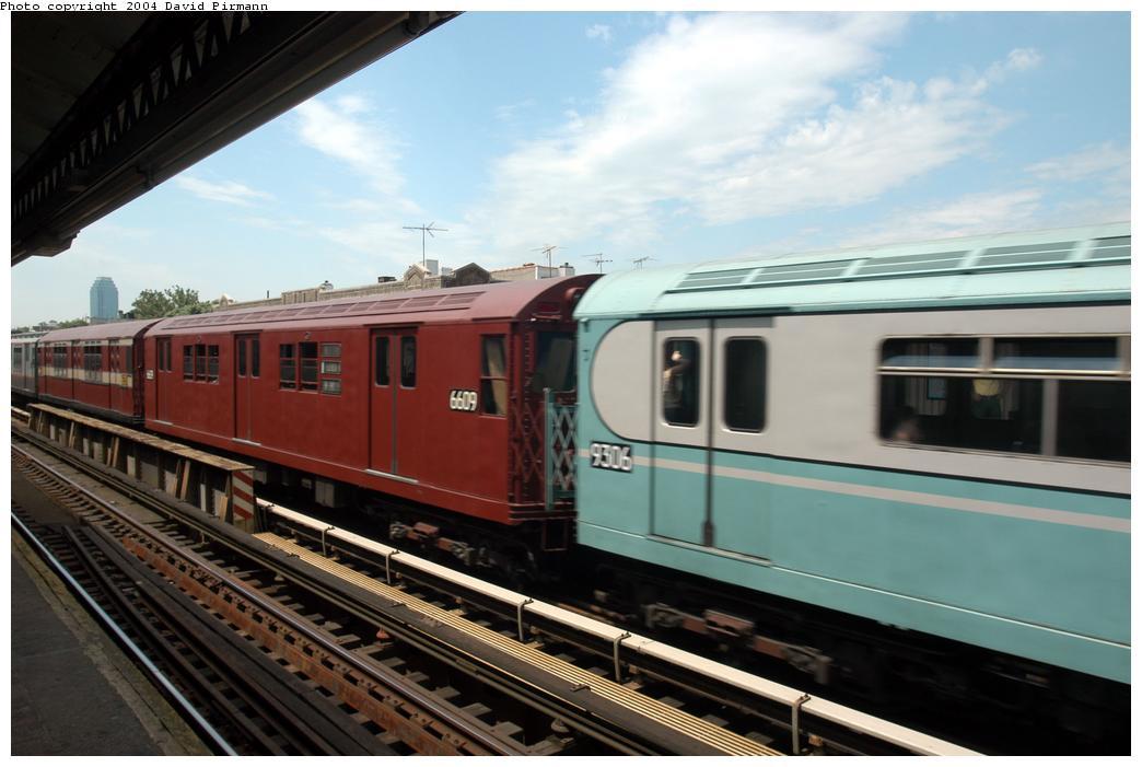 (145k, 1044x701)<br><b>Country:</b> United States<br><b>City:</b> New York<br><b>System:</b> New York City Transit<br><b>Line:</b> BMT Astoria Line<br><b>Location:</b> Broadway <br><b>Route:</b> Fan Trip<br><b>Car:</b> R-17 (St. Louis, 1955-56) 6609 <br><b>Photo by:</b> David Pirmann<br><b>Date:</b> 6/19/2004<br><b>Viewed (this week/total):</b> 1 / 2248