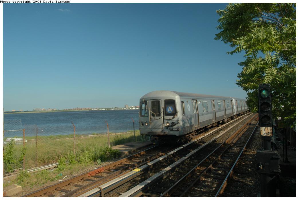 (146k, 1044x701)<br><b>Country:</b> United States<br><b>City:</b> New York<br><b>System:</b> New York City Transit<br><b>Line:</b> IND Rockaway<br><b>Location:</b> Broad Channel <br><b>Route:</b> A<br><b>Car:</b> R-44 (St. Louis, 1971-73) 5286 <br><b>Photo by:</b> David Pirmann<br><b>Date:</b> 6/19/2004<br><b>Viewed (this week/total):</b> 2 / 3374