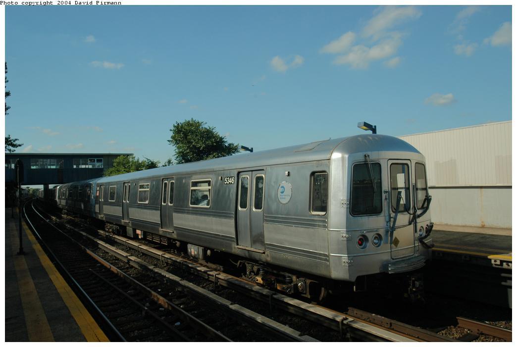 (116k, 1044x701)<br><b>Country:</b> United States<br><b>City:</b> New York<br><b>System:</b> New York City Transit<br><b>Line:</b> IND Rockaway<br><b>Location:</b> Broad Channel <br><b>Route:</b> S<br><b>Car:</b> R-44 (St. Louis, 1971-73) 5346 <br><b>Photo by:</b> David Pirmann<br><b>Date:</b> 6/19/2004<br><b>Viewed (this week/total):</b> 1 / 2554