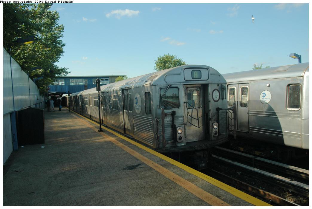 (138k, 1044x701)<br><b>Country:</b> United States<br><b>City:</b> New York<br><b>System:</b> New York City Transit<br><b>Line:</b> IND Rockaway<br><b>Location:</b> Broad Channel <br><b>Route:</b> A<br><b>Car:</b> R-38 (St. Louis, 1966-1967)  3968 <br><b>Photo by:</b> David Pirmann<br><b>Date:</b> 6/19/2004<br><b>Viewed (this week/total):</b> 2 / 3565
