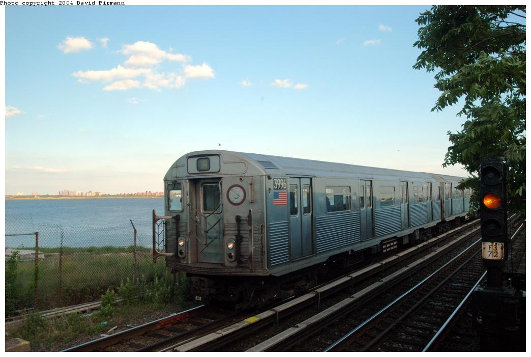 (134k, 1044x701)<br><b>Country:</b> United States<br><b>City:</b> New York<br><b>System:</b> New York City Transit<br><b>Line:</b> IND Rockaway<br><b>Location:</b> Broad Channel <br><b>Route:</b> A<br><b>Car:</b> R-38 (St. Louis, 1966-1967)  3996 <br><b>Photo by:</b> David Pirmann<br><b>Date:</b> 6/19/2004<br><b>Viewed (this week/total):</b> 2 / 3188