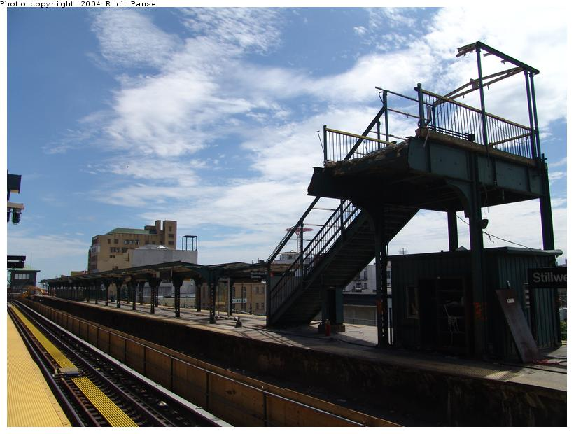 (89k, 820x620)<br><b>Country:</b> United States<br><b>City:</b> New York<br><b>System:</b> New York City Transit<br><b>Location:</b> Coney Island/Stillwell Avenue<br><b>Photo by:</b> Richard Panse<br><b>Date:</b> 6/13/2004<br><b>Viewed (this week/total):</b> 2 / 2546