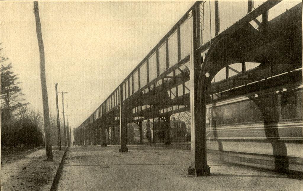 (182k, 1024x646)<br><b>Country:</b> United States<br><b>City:</b> New York<br><b>System:</b> New York City Transit<br><b>Photo by:</b> <i>Subway Souvenir</i>-Burroughs & Co.<br><b>Notes:</b> Viaduct, Westchester Avenue and Fox Street<br><b>Viewed (this week/total):</b> 5 / 4909