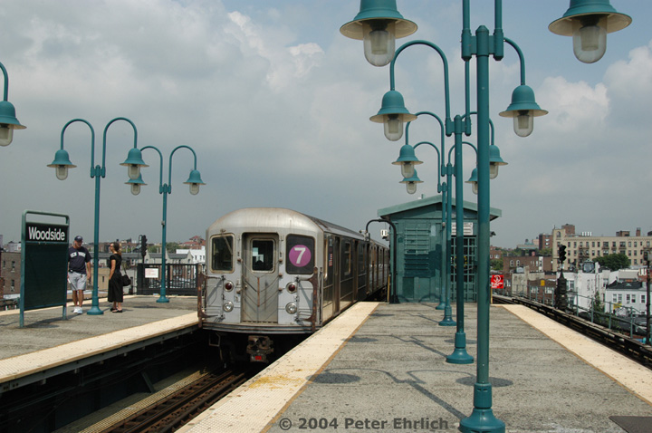 (135k, 720x478)<br><b>Country:</b> United States<br><b>City:</b> New York<br><b>System:</b> New York City Transit<br><b>Line:</b> IRT Flushing Line<br><b>Location:</b> 61st Street/Woodside <br><b>Route:</b> 7<br><b>Car:</b> R-62A (Bombardier, 1984-1987)  2102 <br><b>Photo by:</b> Peter Ehrlich<br><b>Date:</b> 7/19/2004<br><b>Viewed (this week/total):</b> 0 / 5759