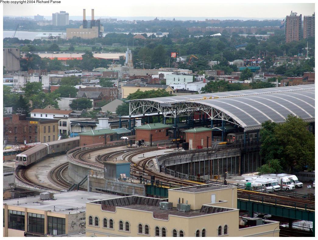 (213k, 1044x788)<br><b>Country:</b> United States<br><b>City:</b> New York<br><b>System:</b> New York City Transit<br><b>Location:</b> Coney Island/Stillwell Avenue<br><b>Photo by:</b> Richard Panse<br><b>Date:</b> 7/24/2004<br><b>Viewed (this week/total):</b> 1 / 6504
