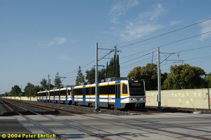 (132k, 720x478)<br><b>Country:</b> United States<br><b>City:</b> Sacramento, CA<br><b>System:</b> SACRT Light Rail<br><b>Location:</b> Fruitridge <br><b>Car:</b> Sacramento CAF LRV  209 <br><b>Photo by:</b> Peter Ehrlich<br><b>Date:</b> 6/28/2004<br><b>Viewed (this week/total):</b> 1 / 1424