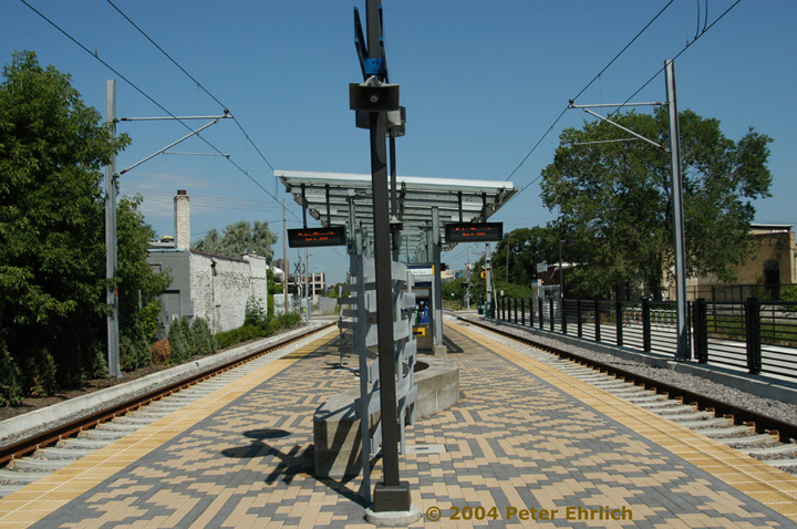 (183k, 720x478)<br><b>Country:</b> United States<br><b>City:</b> Minneapolis, MN<br><b>System:</b> MNDOT Light Rail Transit<br><b>Line:</b> Hiawatha Line<br><b>Location:</b> <b><u>Cedar-Riverside </b></u><br><b>Photo by:</b> Peter Ehrlich<br><b>Date:</b> 8/2/2004<br><b>Viewed (this week/total):</b> 5 / 1934