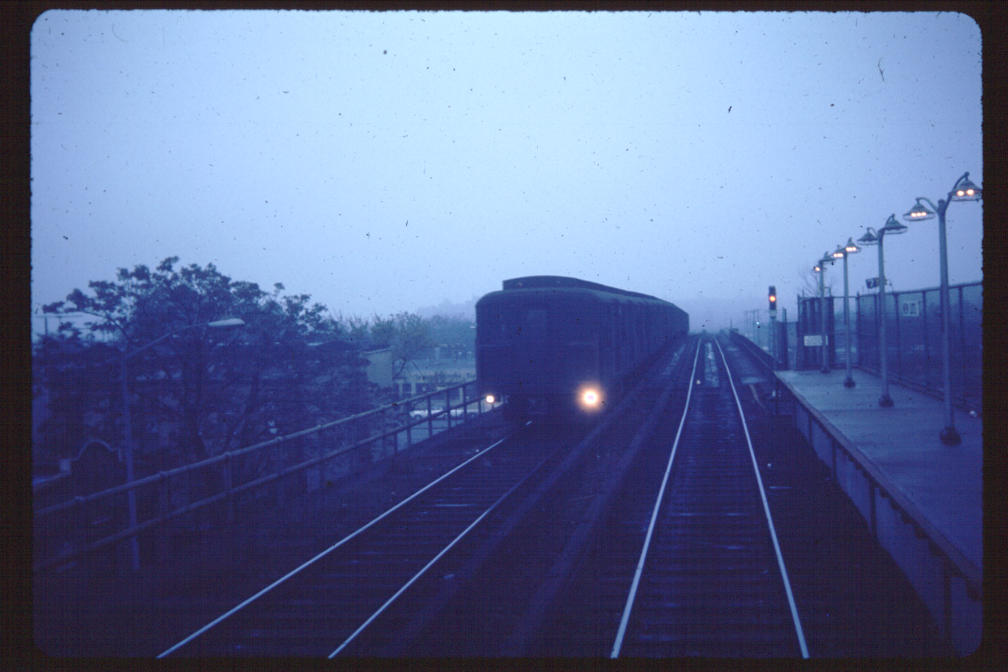 (68k, 1008x672)<br><b>Country:</b> United States<br><b>City:</b> New York<br><b>System:</b> New York City Transit<br><b>Line:</b> BMT Canarsie Line<br><b>Location:</b> New Lots Avenue <br><b>Car:</b> BMT A/B-Type Standard  <br><b>Photo by:</b> Joe Korman<br><b>Viewed (this week/total):</b> 1 / 2829
