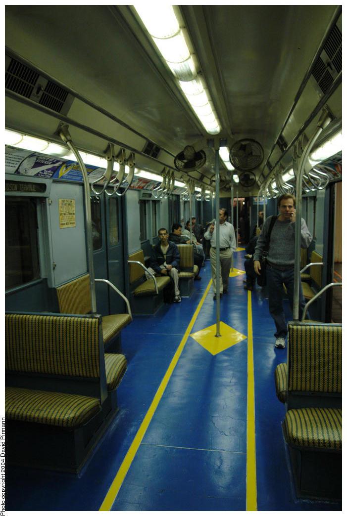 (177k, 701x1044)<br><b>Country:</b> United States<br><b>City:</b> New York<br><b>System:</b> New York City Transit<br><b>Route:</b> Fan Trip<br><b>Car:</b> R-7A (Pullman, 1938)  1575 <br><b>Photo by:</b> David Pirmann<br><b>Date:</b> 10/29/2004<br><b>Notes:</b> Train in regular passenger service, technically not a fan trip.<br><b>Viewed (this week/total):</b> 1 / 2087