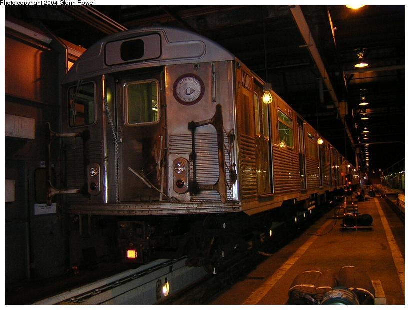 (105k, 820x620)<br><b>Country:</b> United States<br><b>City:</b> New York<br><b>System:</b> New York City Transit<br><b>Location:</b> 207th Street Shop<br><b>Car:</b> R-38 (St. Louis, 1966-1967)  4088/4089 <br><b>Photo by:</b> Glenn L. Rowe<br><b>Date:</b> 10/27/2003<br><b>Viewed (this week/total):</b> 0 / 3523