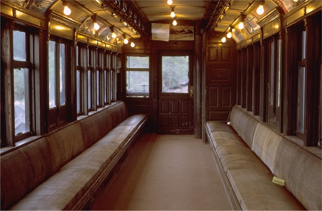(195k, 1024x673)<br><b>Country:</b> United States<br><b>City:</b> East Haven/Branford, Ct.<br><b>System:</b> Shore Line Trolley Museum <br><b>Car:</b> BMT Elevated Gate Car 659 <br><b>Photo by:</b> Joe Testagrose<br><b>Date:</b> 5/22/1971<br><b>Viewed (this week/total):</b> 0 / 3390