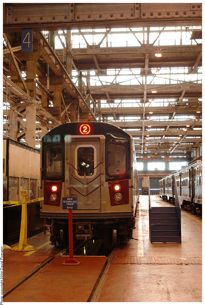 (291k, 701x1044)<br><b>Country:</b> United States<br><b>City:</b> New York<br><b>System:</b> New York City Transit<br><b>Location:</b> 207th Street Shop<br><b>Car:</b> R-142 (Option Order, Bombardier, 2002-2003)  1131 <br><b>Photo by:</b> David Pirmann<br><b>Date:</b> 11/6/2004<br><b>Viewed (this week/total):</b> 0 / 5442
