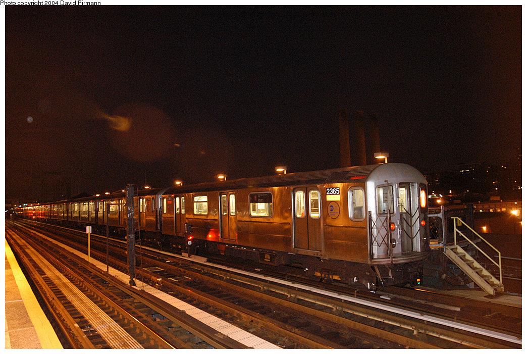 (296k, 1044x701)<br><b>Country:</b> United States<br><b>City:</b> New York<br><b>System:</b> New York City Transit<br><b>Line:</b> IRT West Side Line<br><b>Location:</b> 215th Street <br><b>Route:</b> 1<br><b>Car:</b> R-62A (Bombardier, 1984-1987)  2365 <br><b>Photo by:</b> David Pirmann<br><b>Date:</b> 11/6/2004<br><b>Viewed (this week/total):</b> 0 / 2855